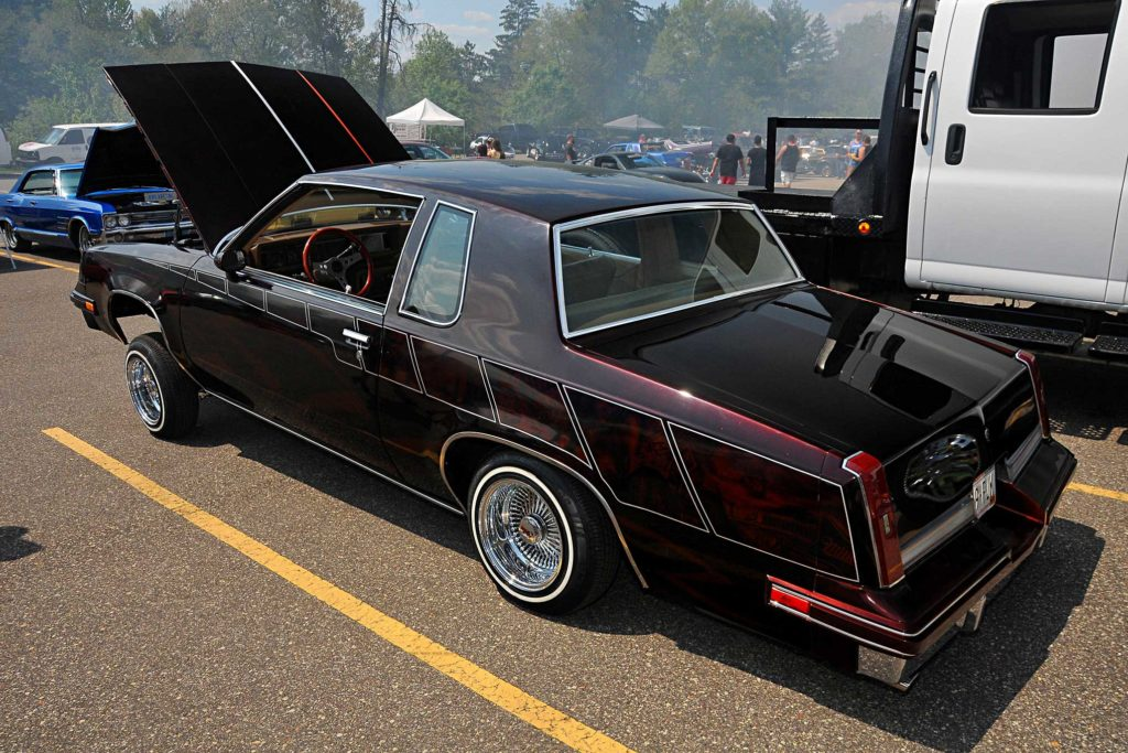 2016 mt olympus car and truck show olds mobile cutlass