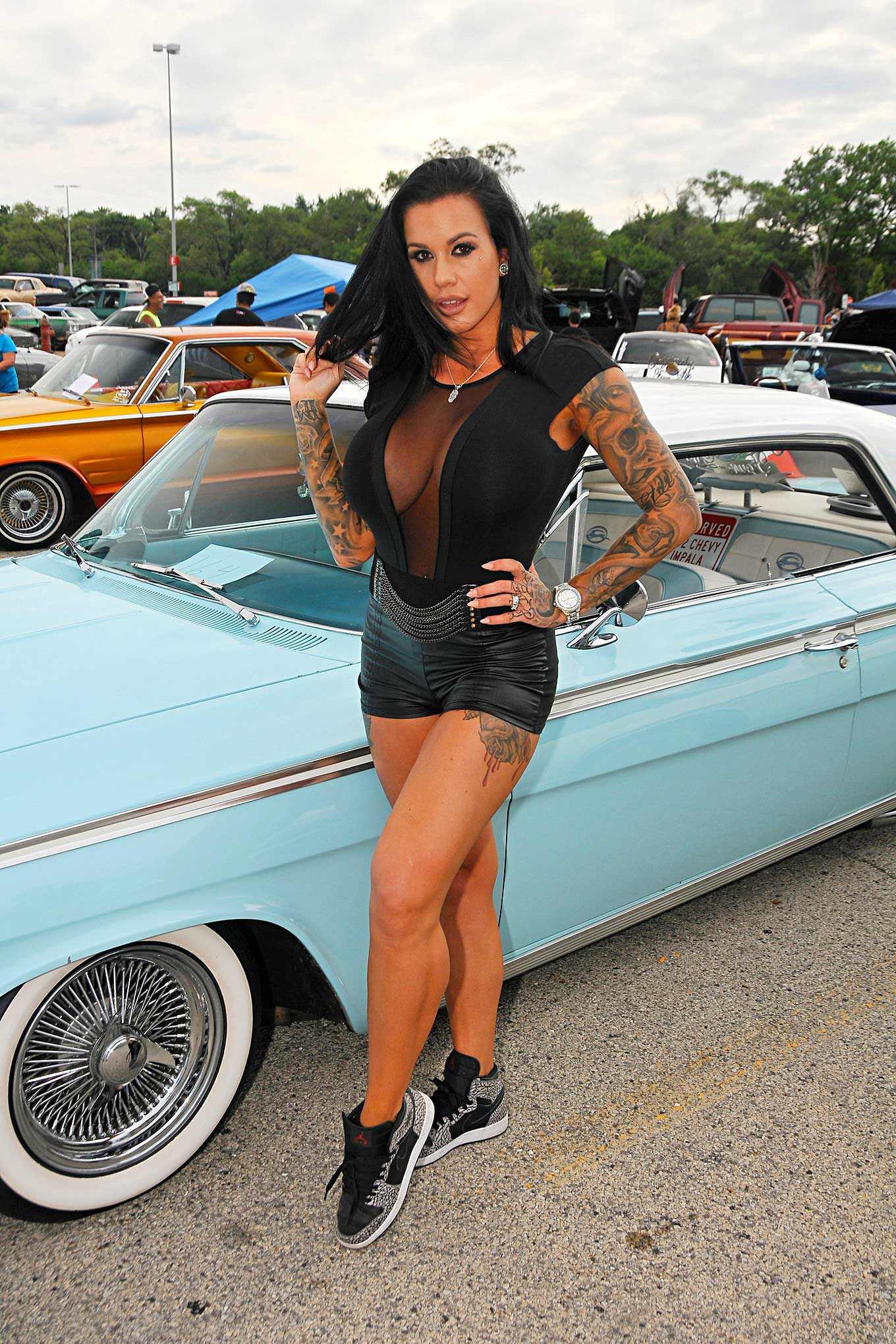 Independent Chicago Car Show Model