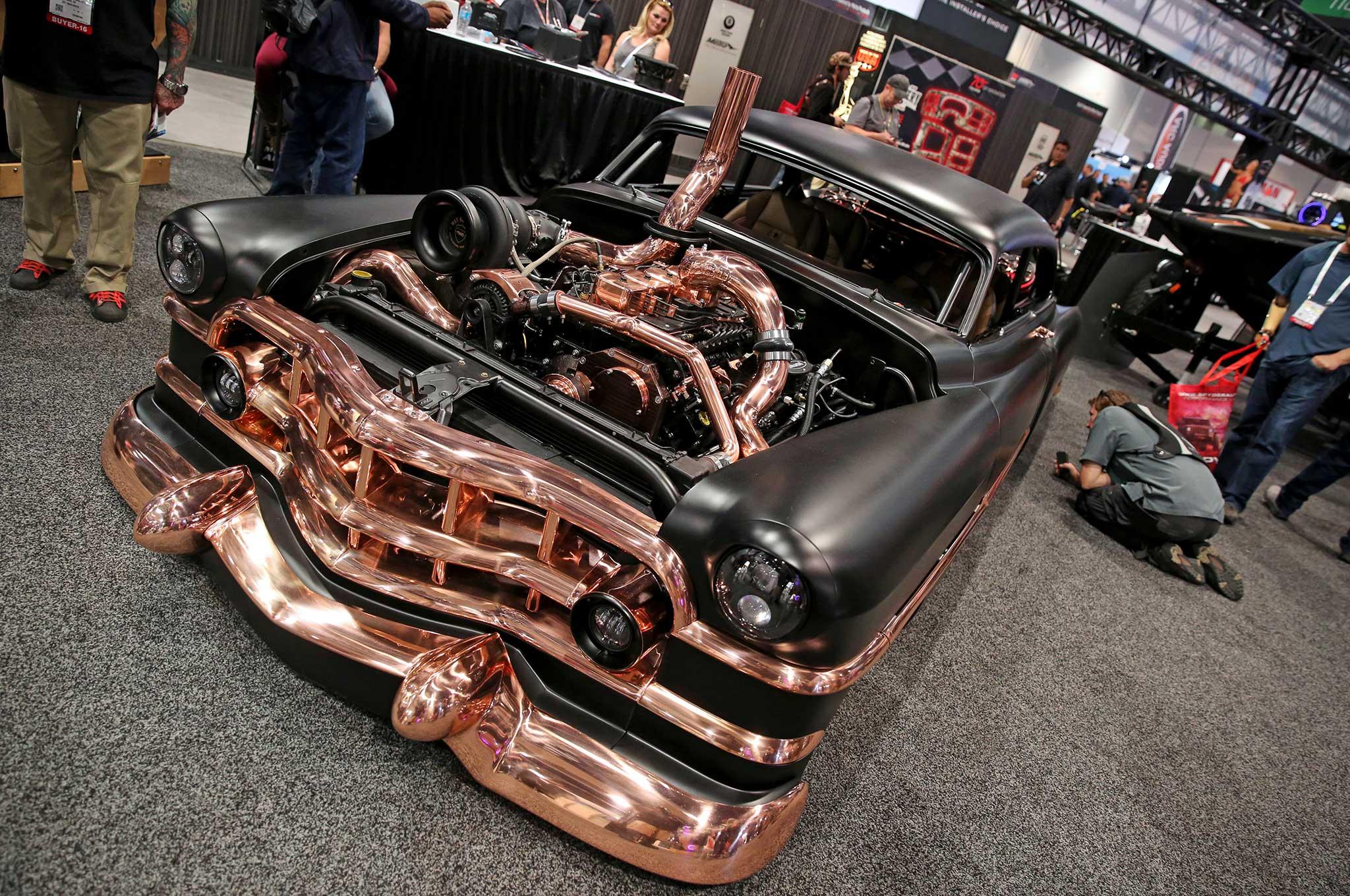 Hotrod Cadillac