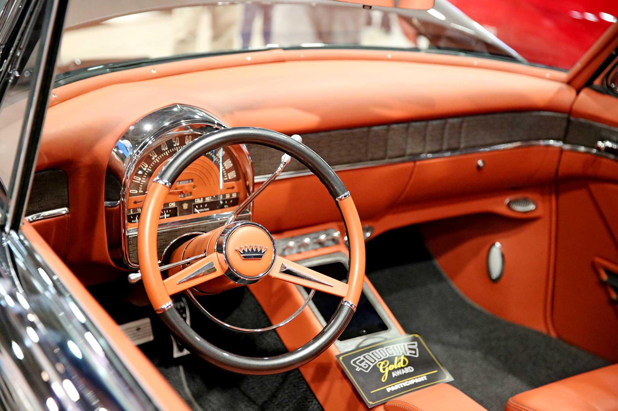 1953 Cadillac at SEMA 2016 #TENSEMA16