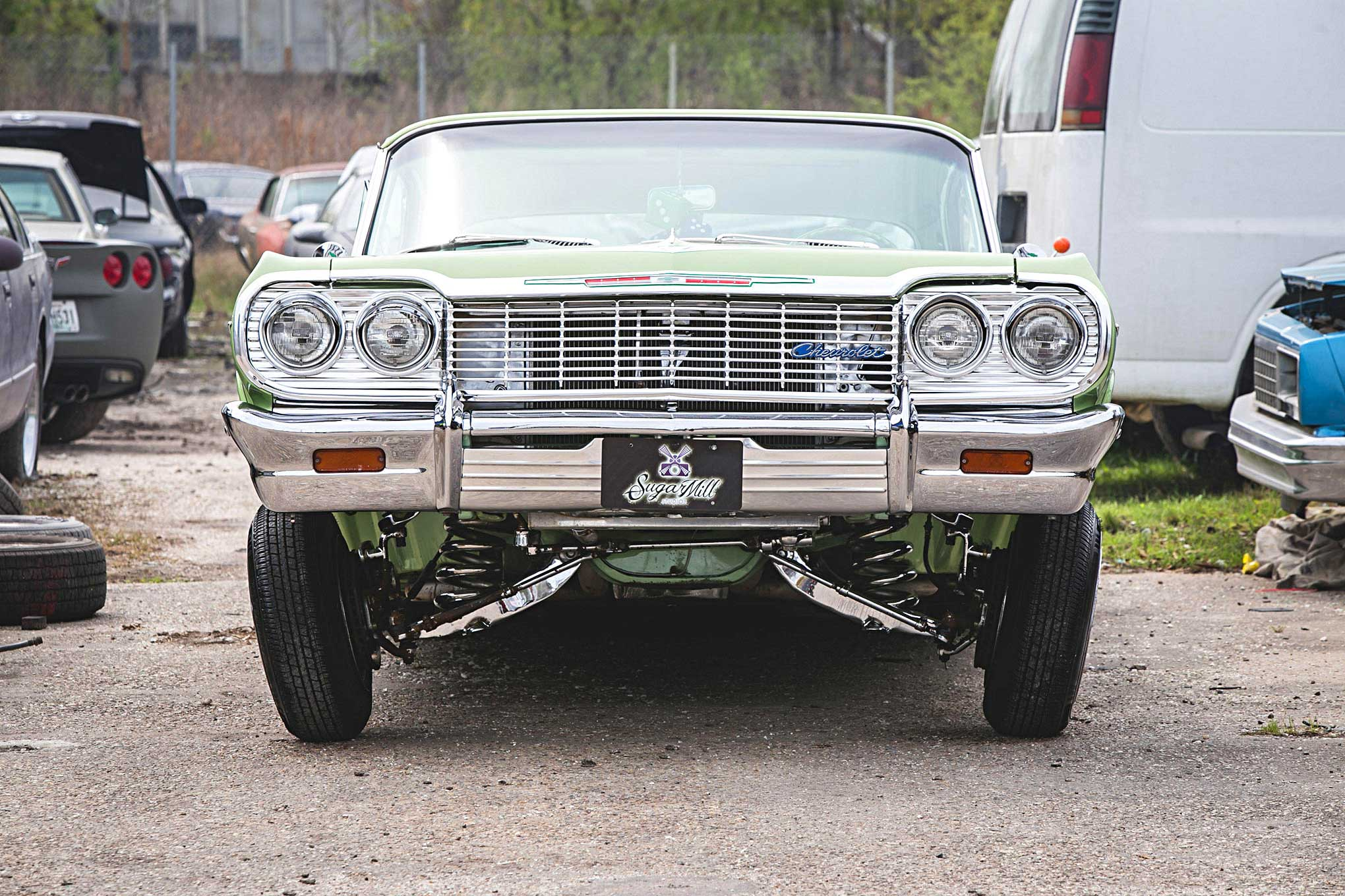 1964 Chevrolet Impala - Spittin' Game