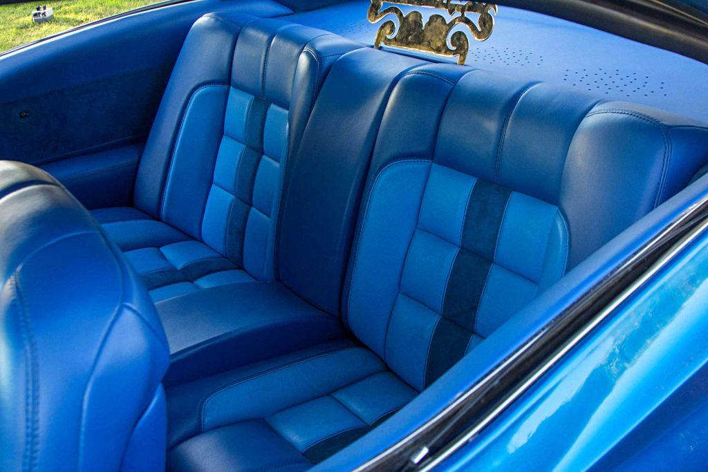 1968 chevrolet impala fastback back seats