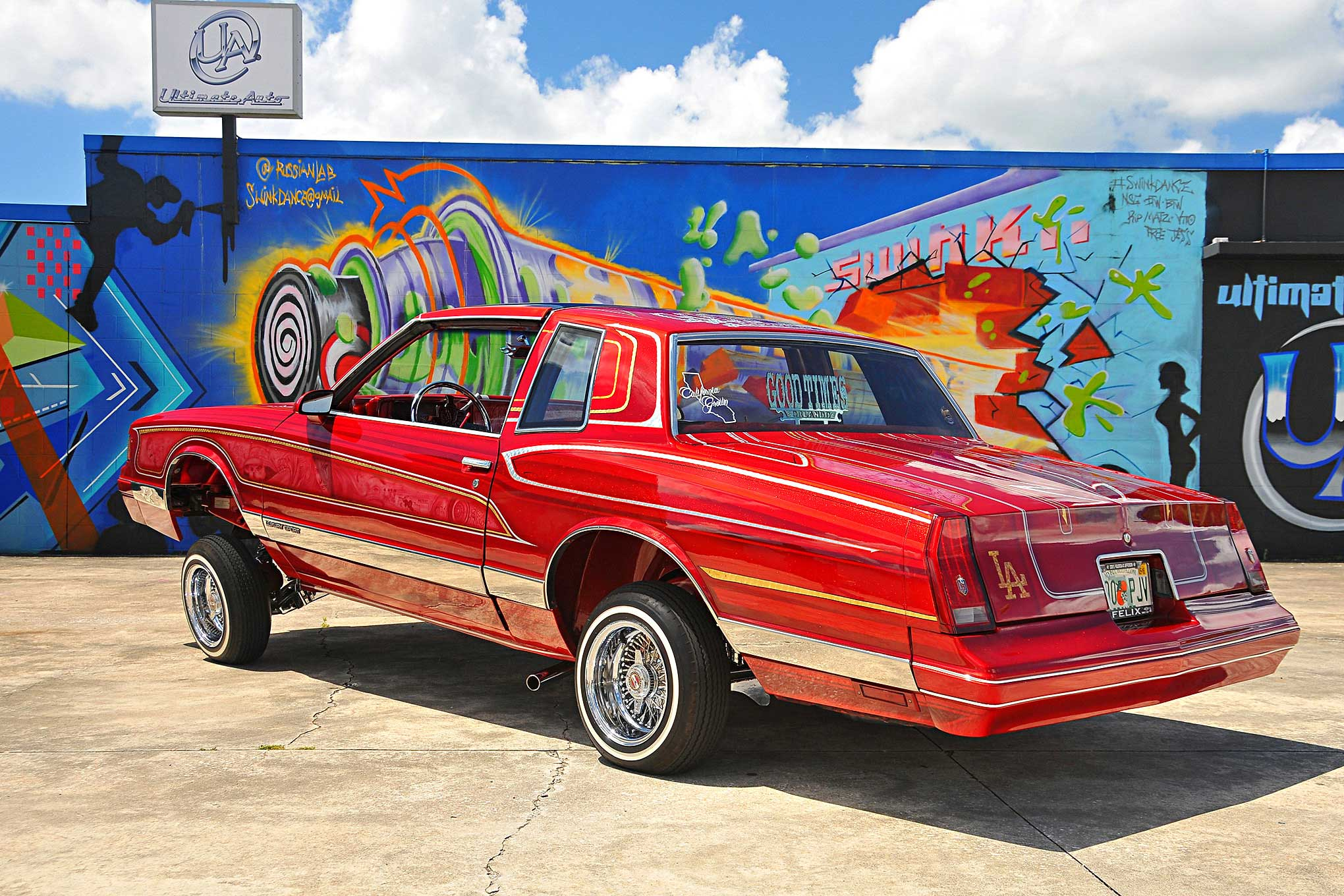1987 Chevrolet Monte Carlo Ls Game Changing