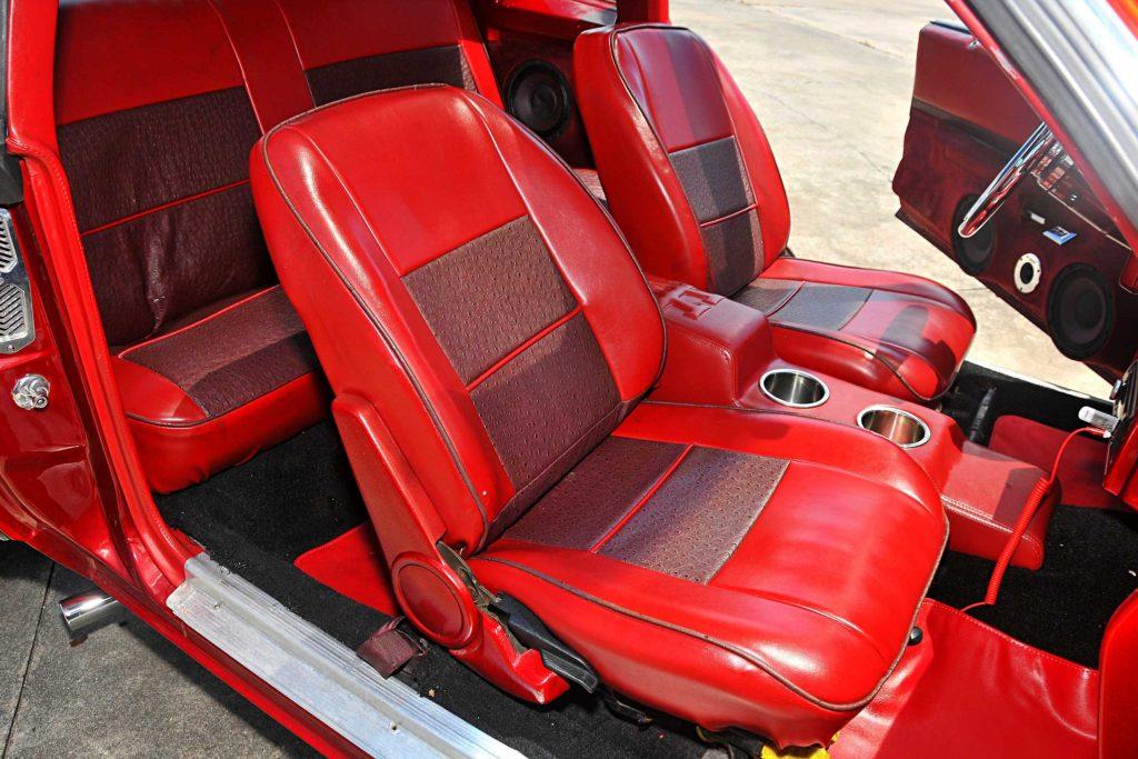 1987 chevrolet monte carlo ls passenger seat