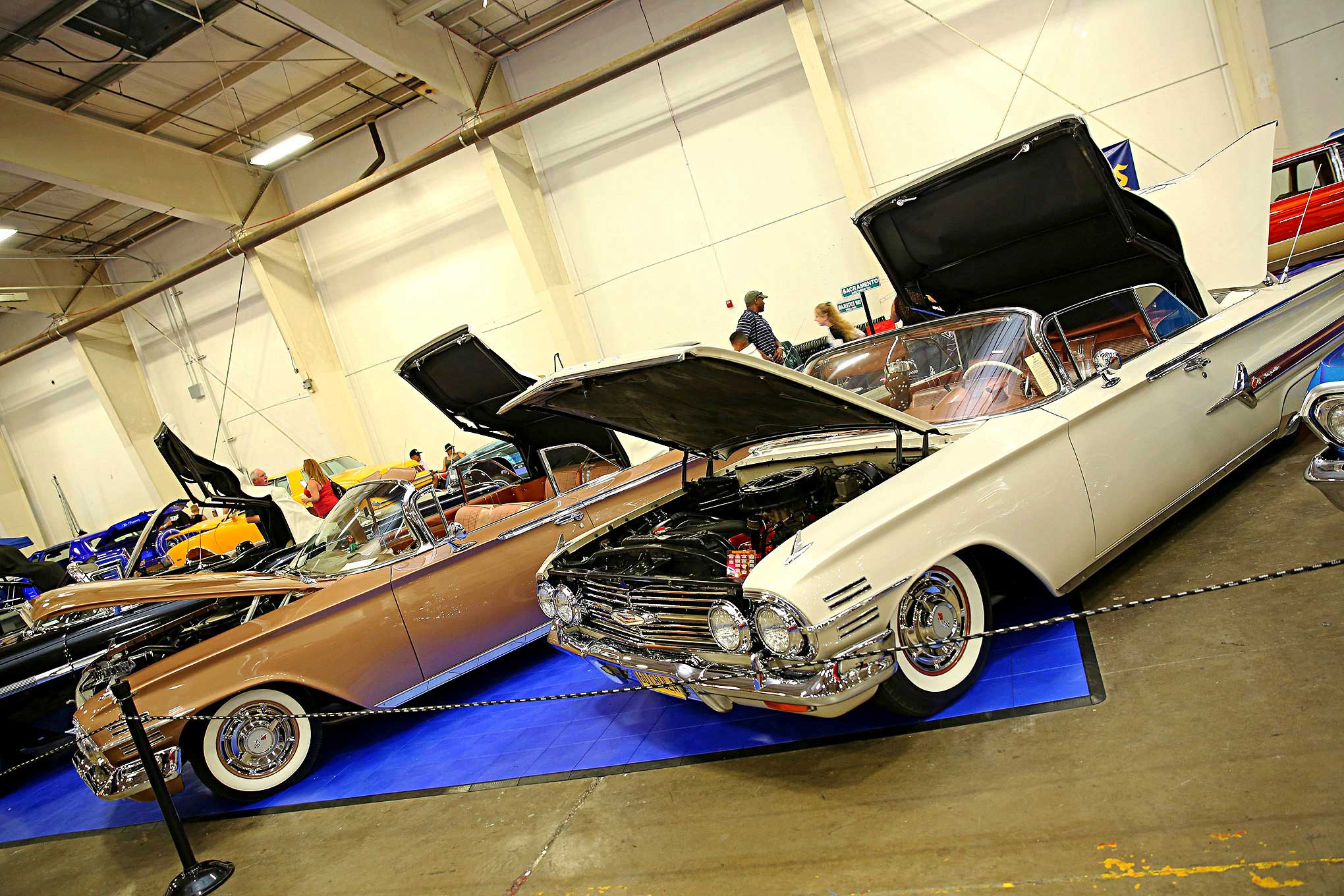 Family First Car Show - Car show in sacramento this weekend