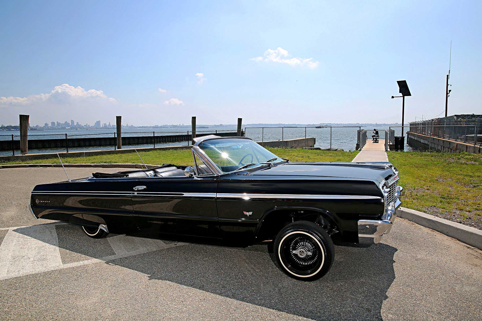 A 64 Impala Rag That Brings Heat To The East Coast