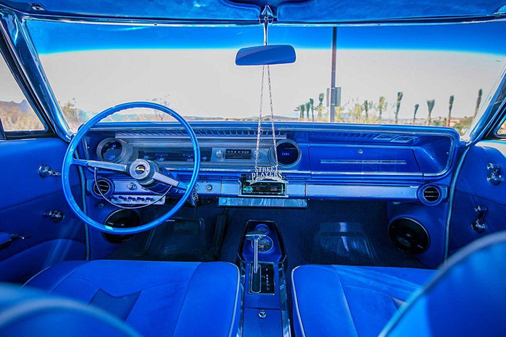 1965 chevrolet impala dashbord
