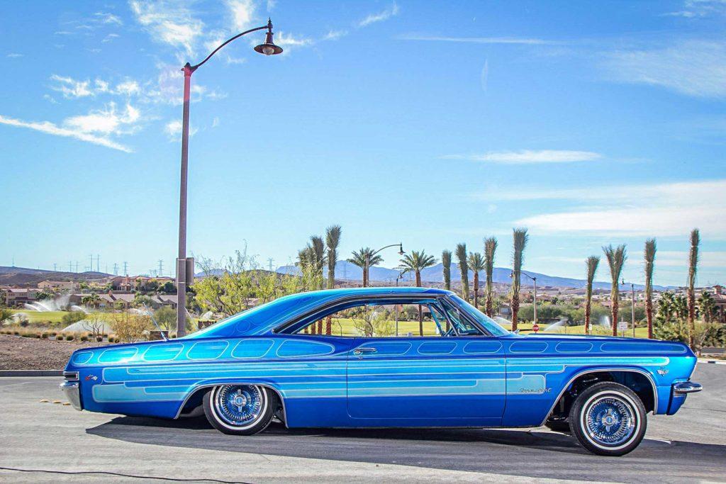 1965 chevrolet impala passenger side profile