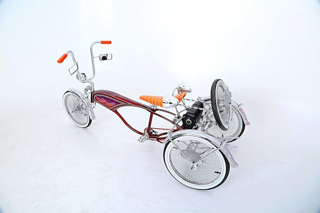 b60d6598e6d 1969 Schwinn Trike - A New Appreciation