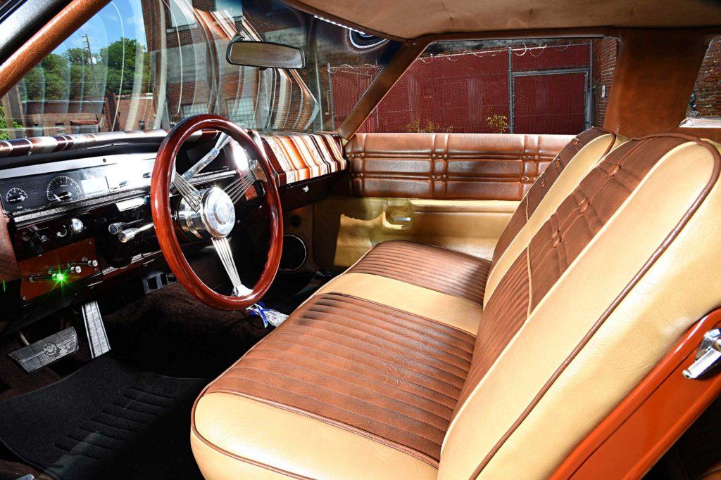 1975 chevrolet impala glasshouse front seats