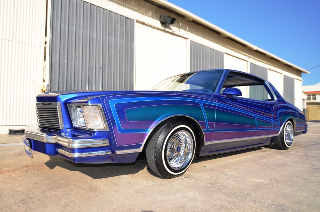 1979 chevrolet monte carlo driver side front view