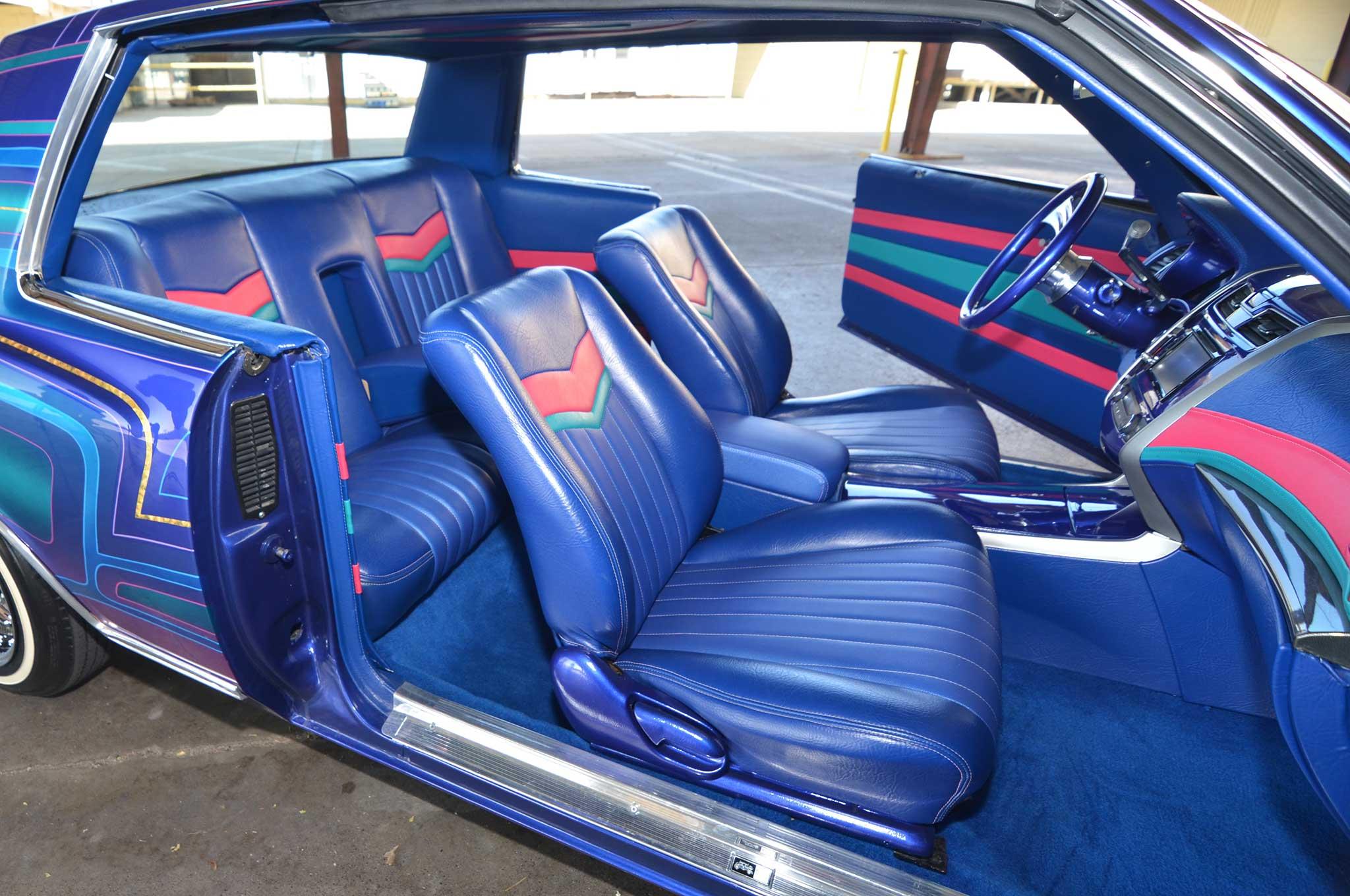 Chevrolet Monte Carlo Interior
