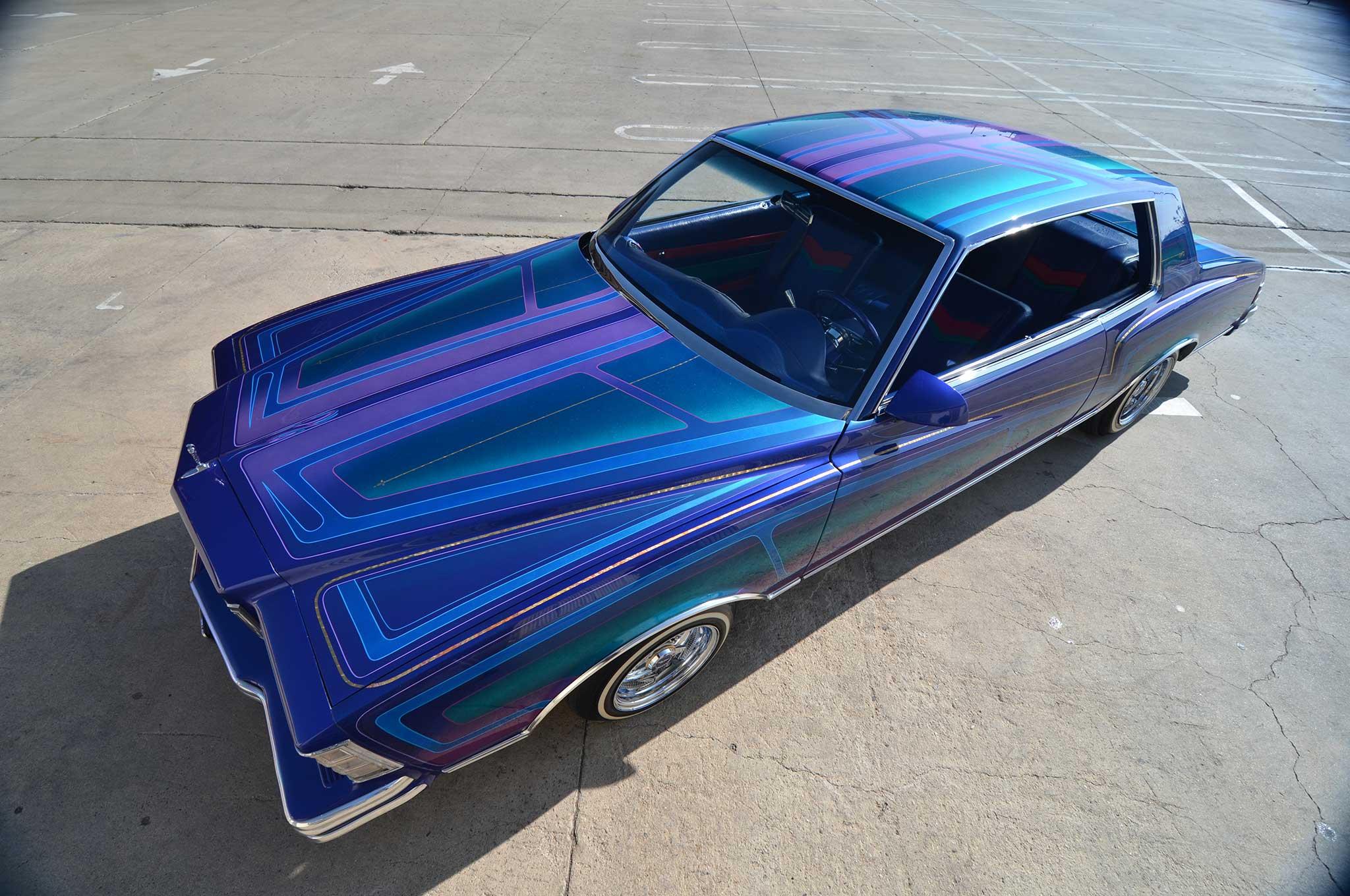 1979 Chevrolet Monte Carlo Artistic Impressions