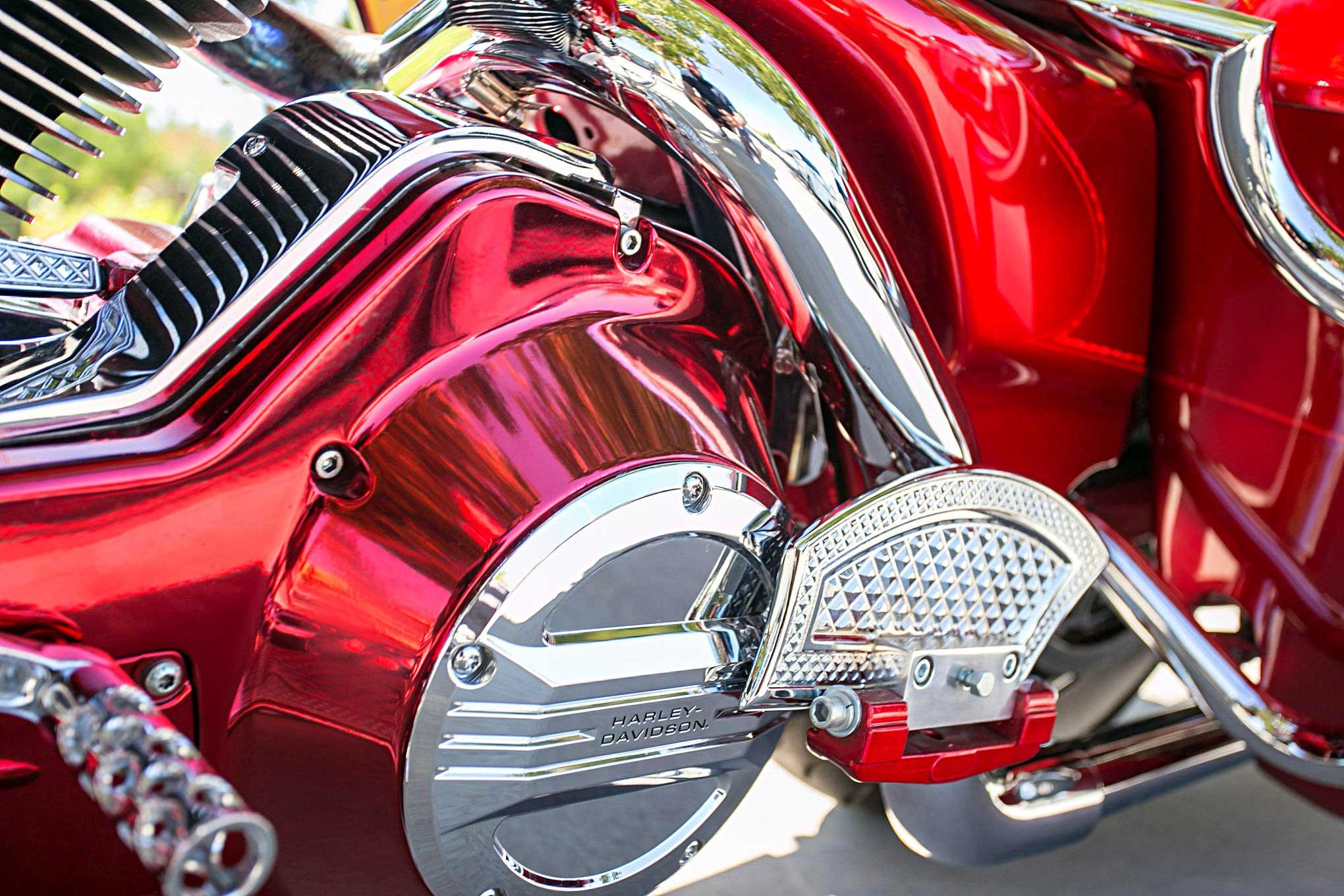 Serafin Romero S 2005 Harley Davidson Road King