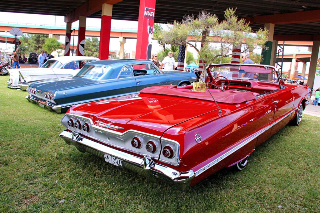 lincoln park day impala convertible