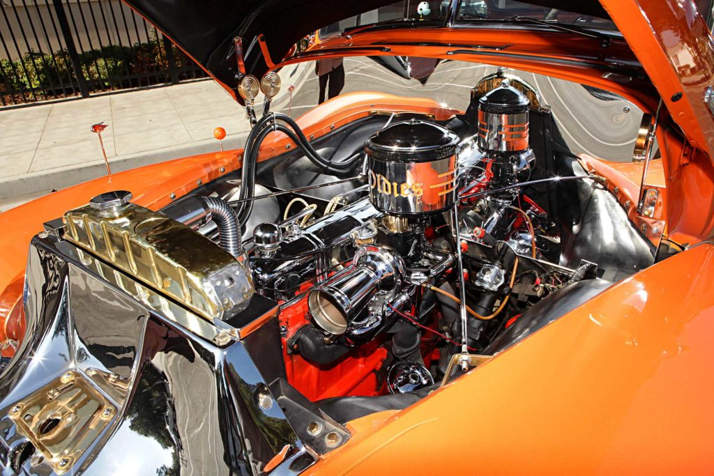 1953 chevrolet 3100 235 engine