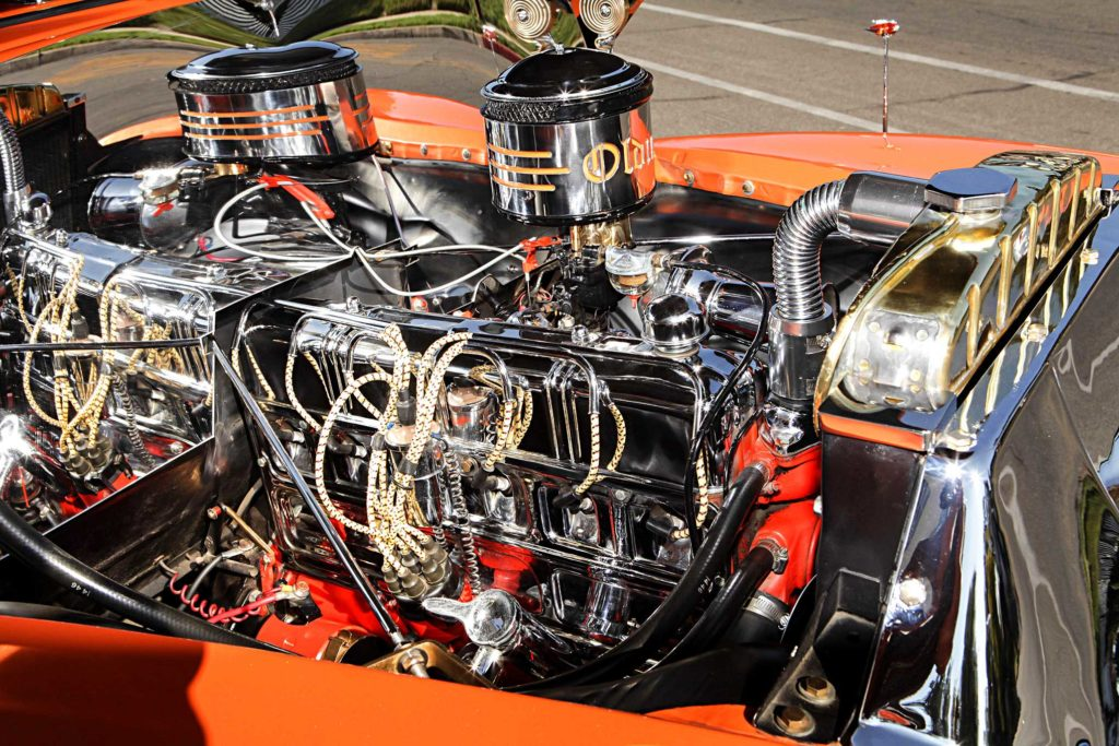 1953 chevrolet 3100 235 motor