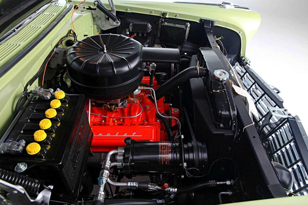 1956 chevrolet bel air 265 original motor