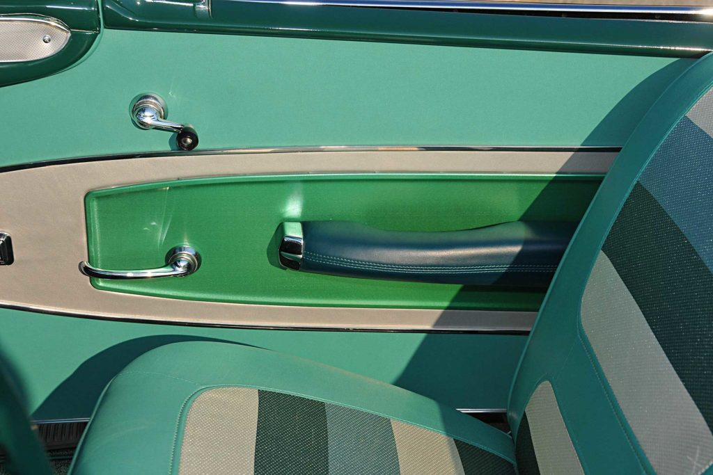 1958 chevrolet impala door panel