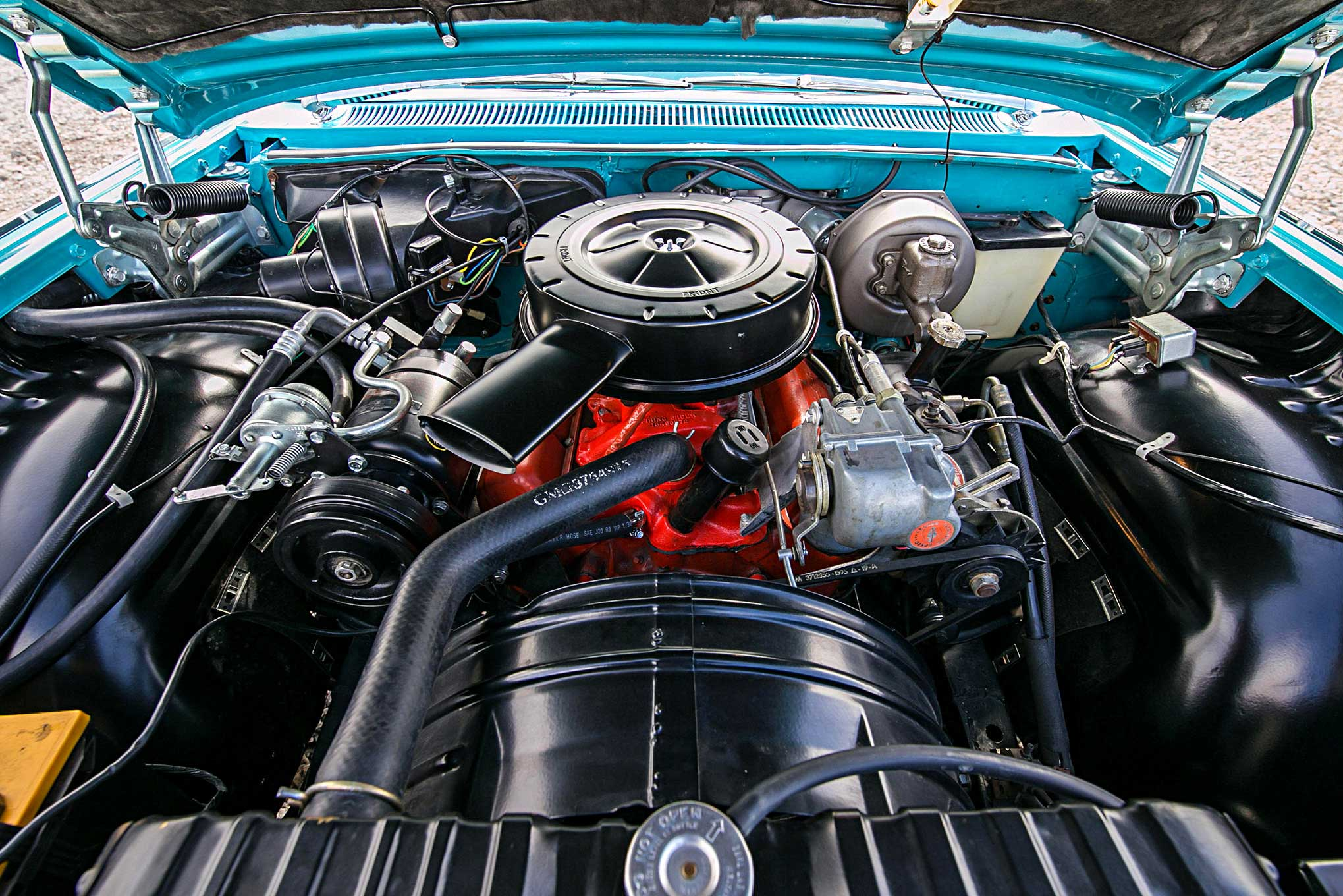 1959 Chevrolet Impala A Customary Custom Chevy Rear Wiring Harness 7 40