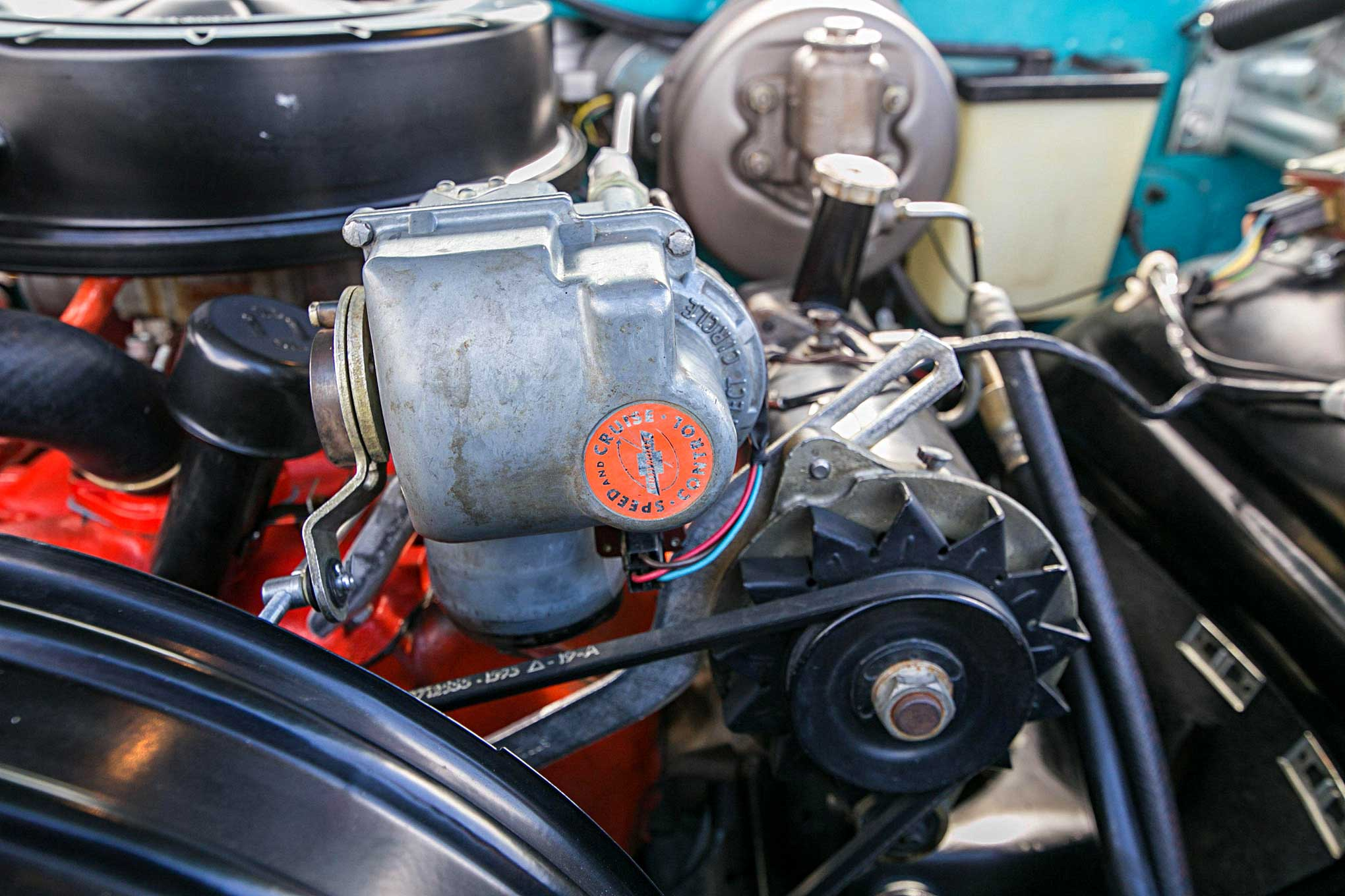 1959 Chevrolet Impala A Customary Custom