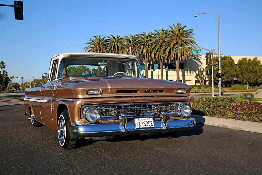 1963 chevrolet c10 front bumper