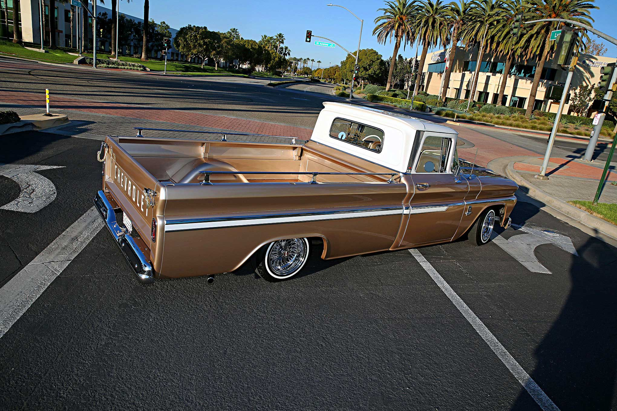 1963 Chevrolet C10 Time Amp Patience