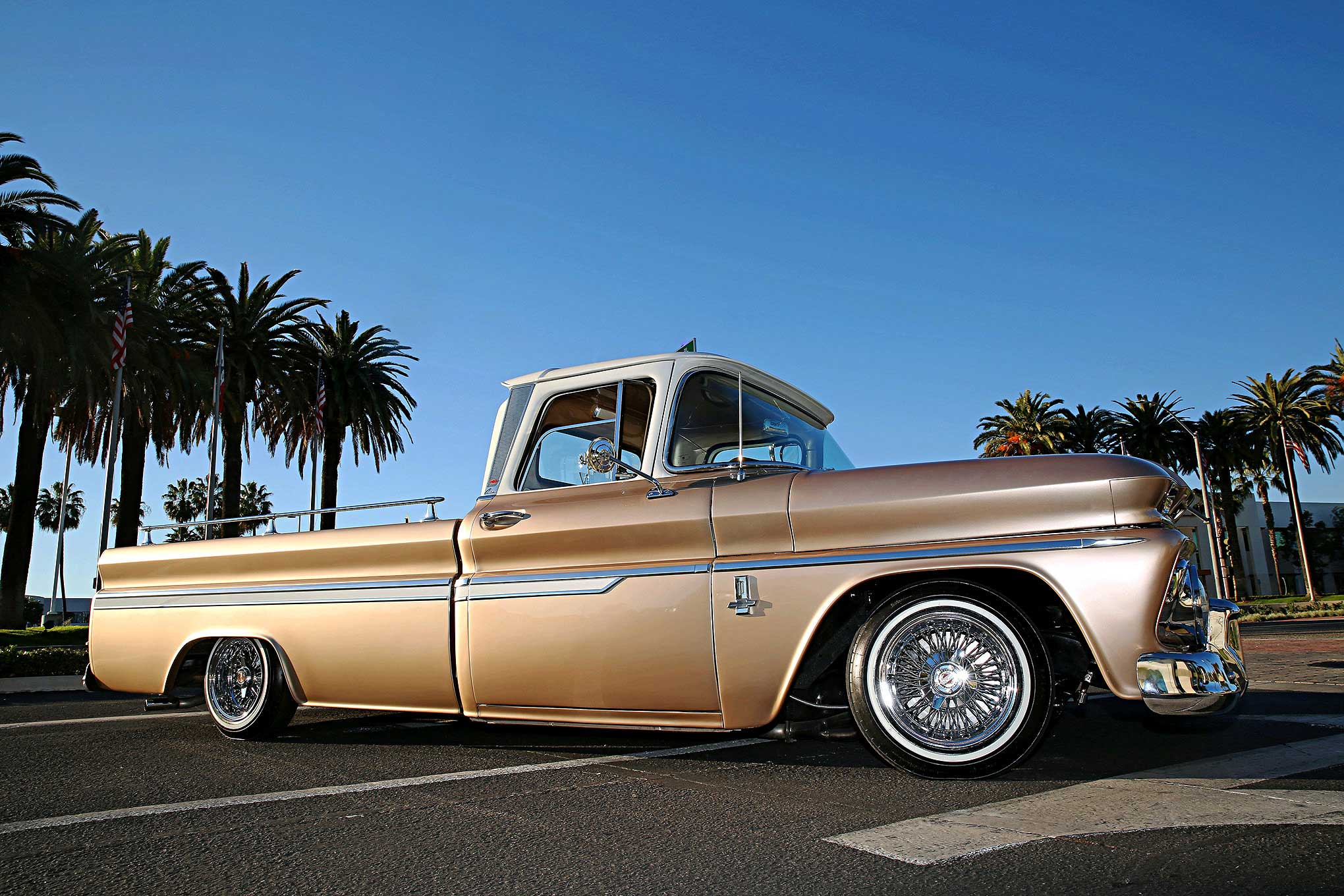 1963 Chevrolet C10 - Time & Patience