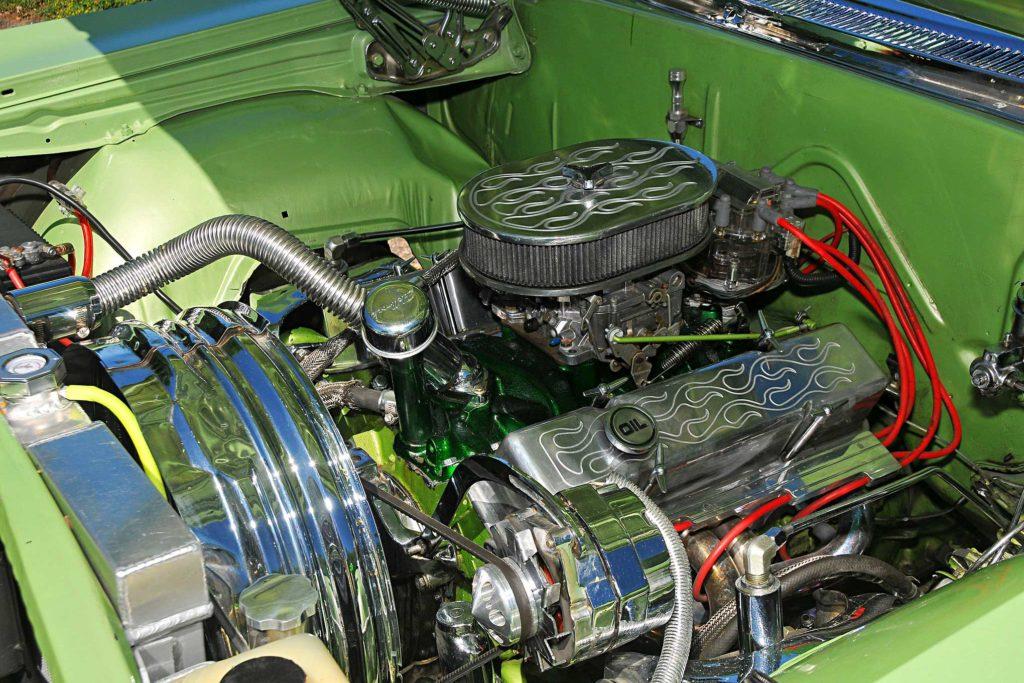 1965 chevrolet impala wagon 327 motor