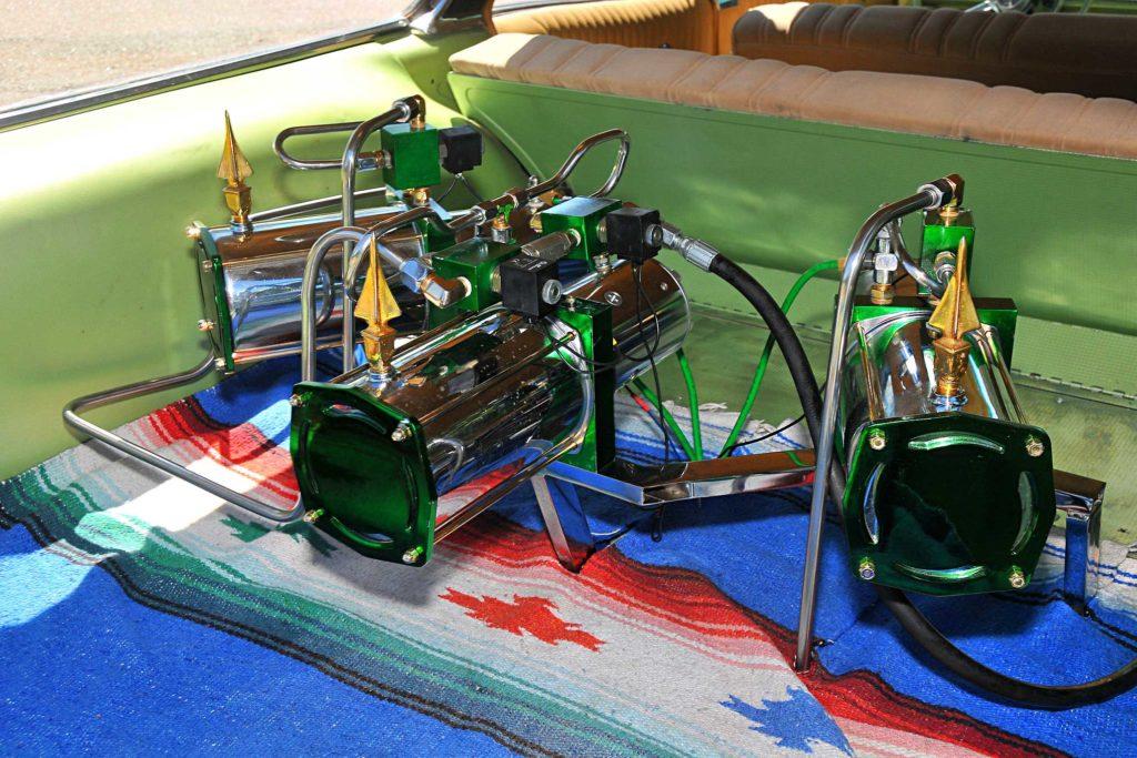 1965 chevrolet impala wagon hi low pumps