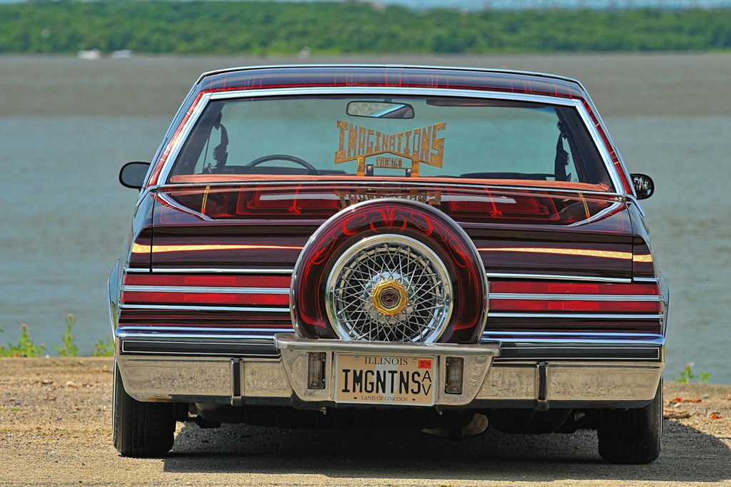 1985 buick regal back continental kit