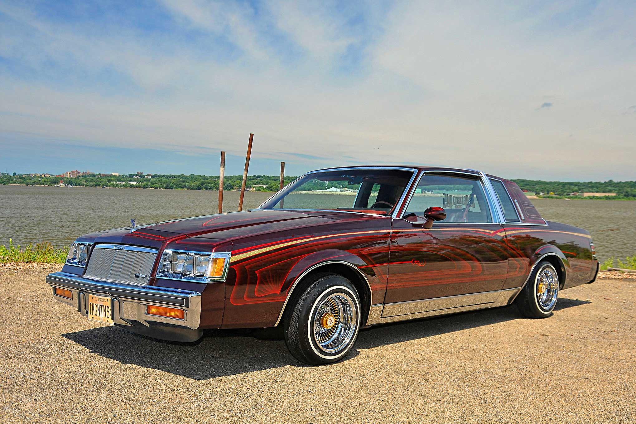 Buick Accessories Rockford >> 1985 Buick Regal Limited - Phase One