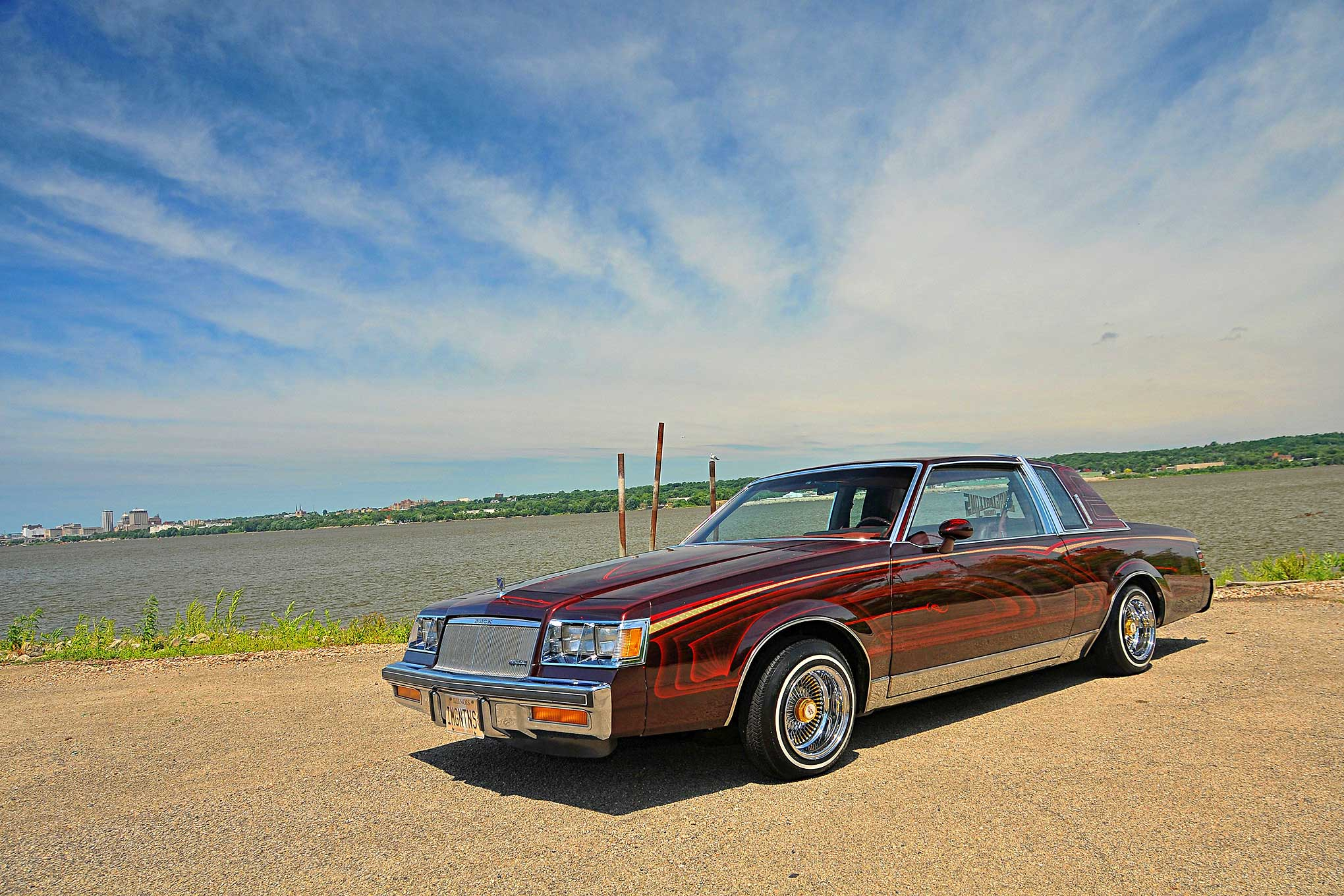 1985 Buick Regal Limited - Phase One
