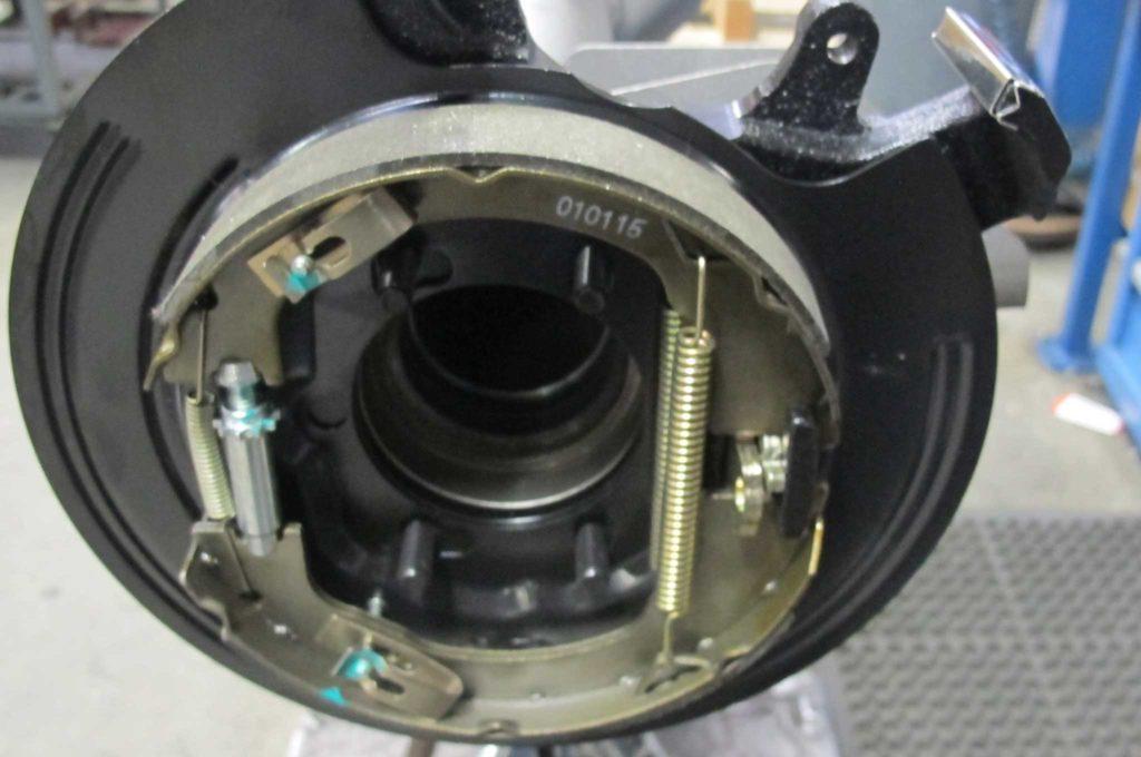 curries legendary rearends explorer disc brake assembling