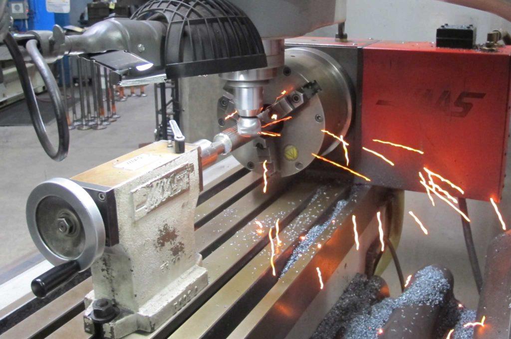 curries legendary rearends spline axle machining