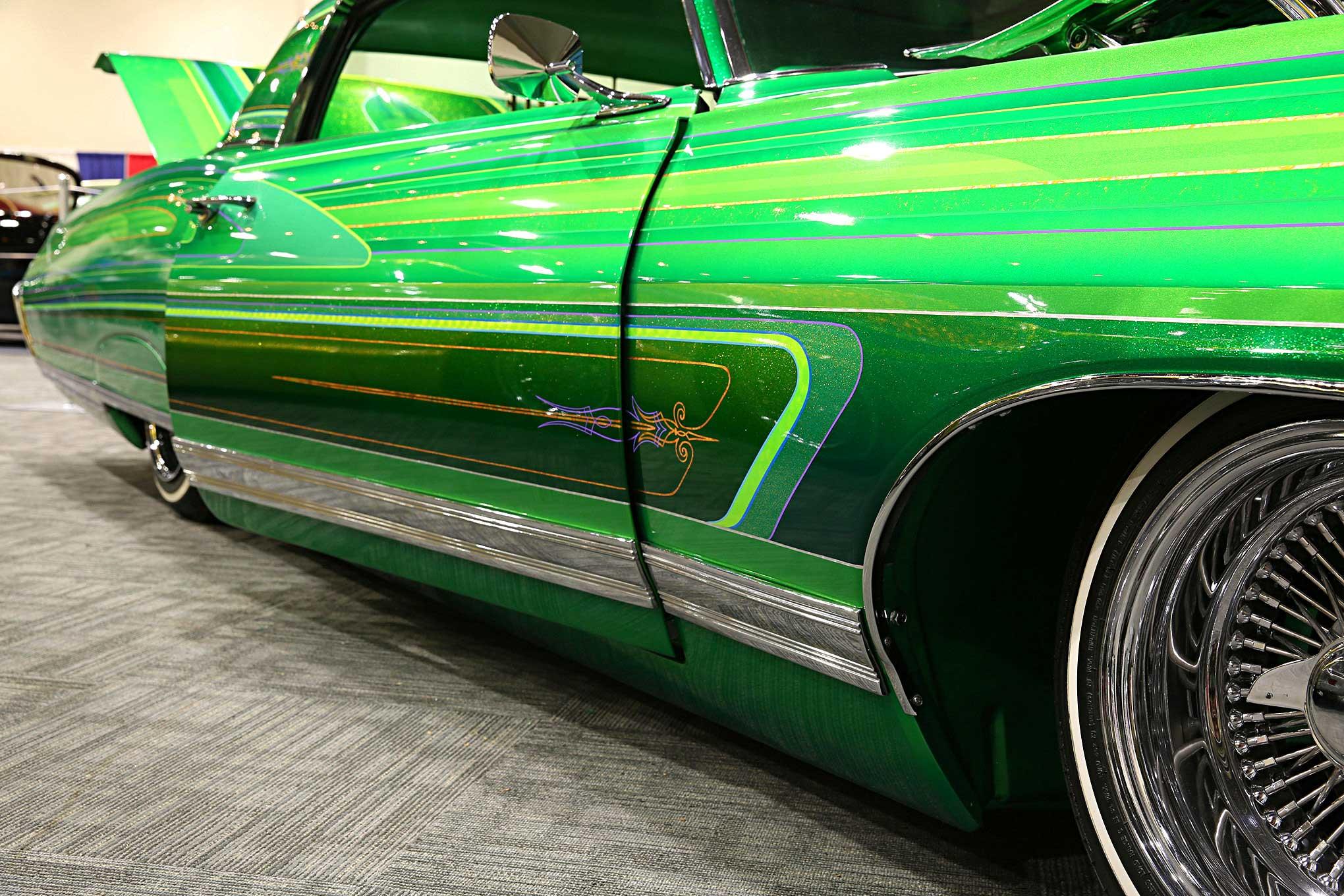 Custom Car Graphics Paint