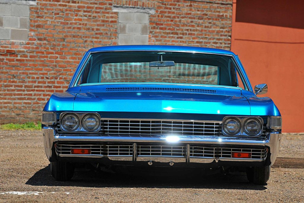 1968 chevrolet impala front bumperr