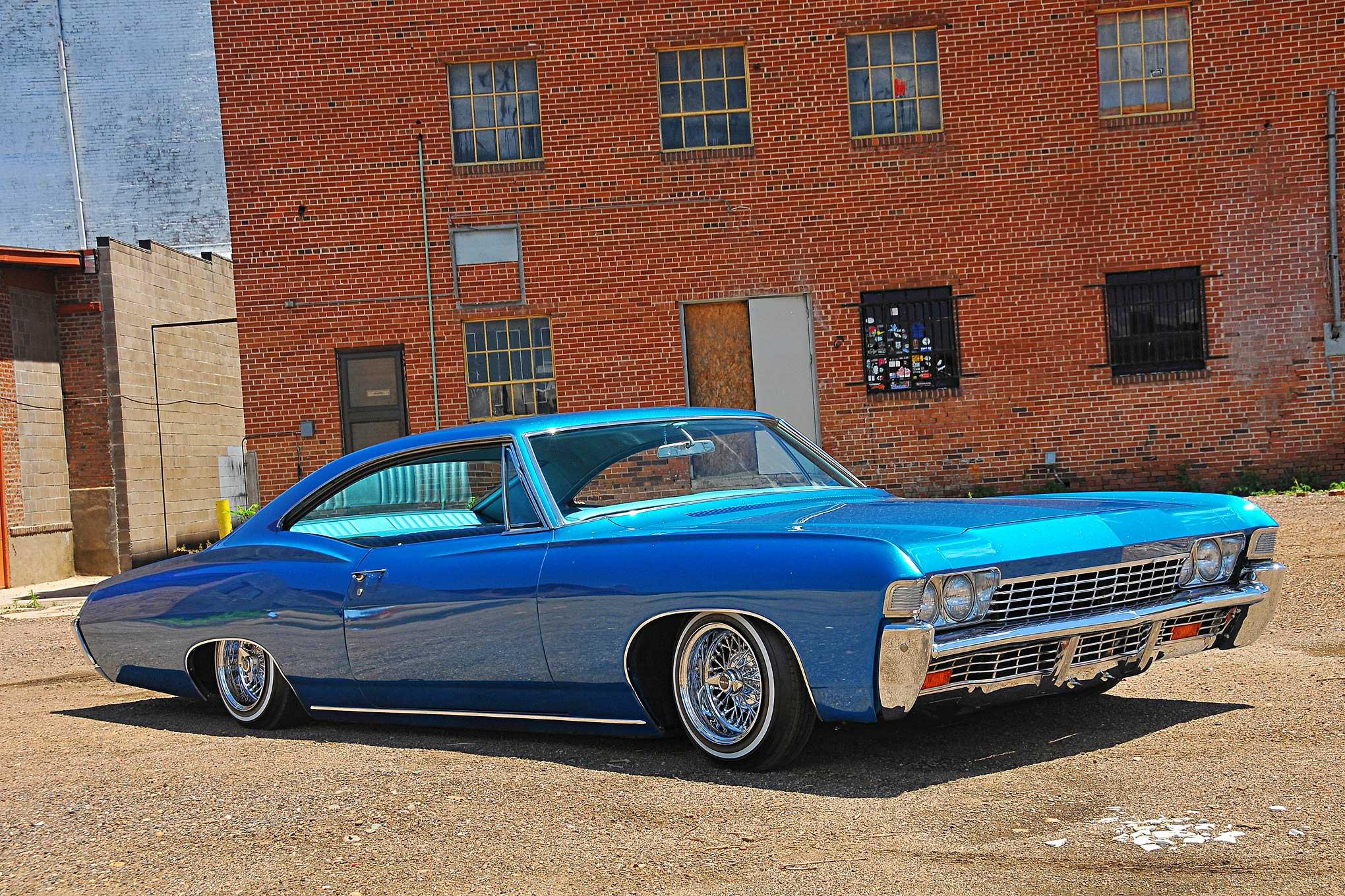 1968 Chevrolet Impala - Fly Girl