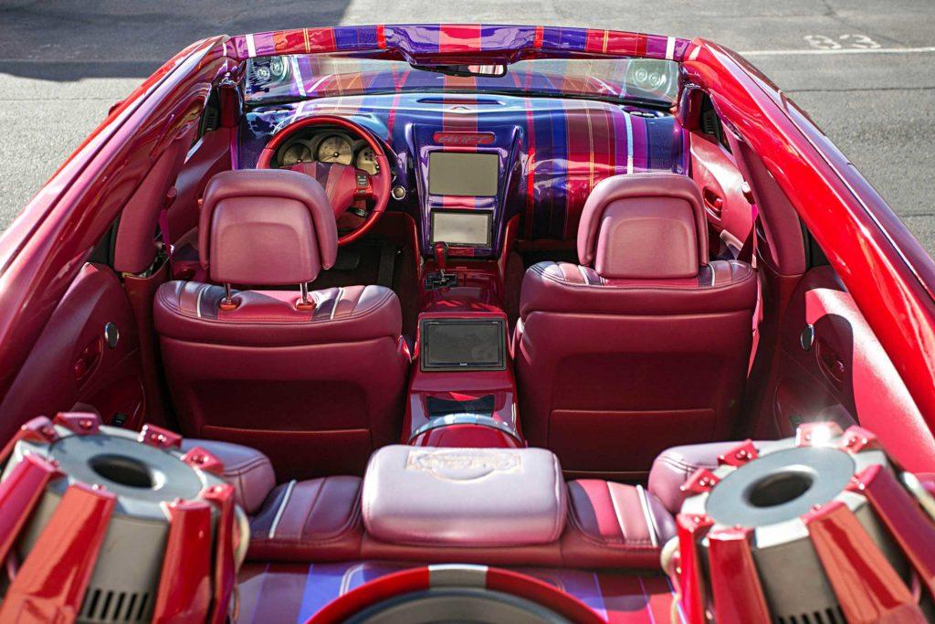 2006 lexus gs300 interior