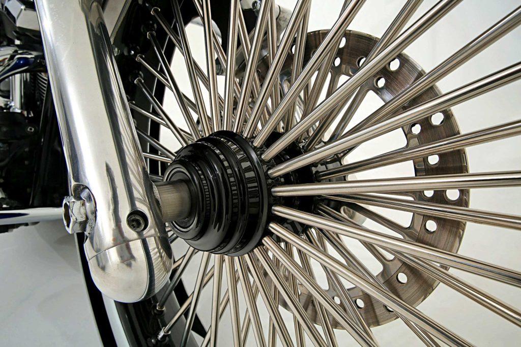 2007 yamaha roadstar wheel adapter