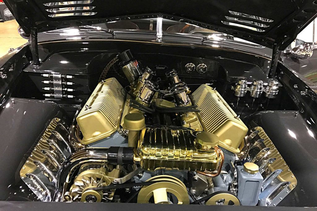 2017 grand national roadster custom show engine