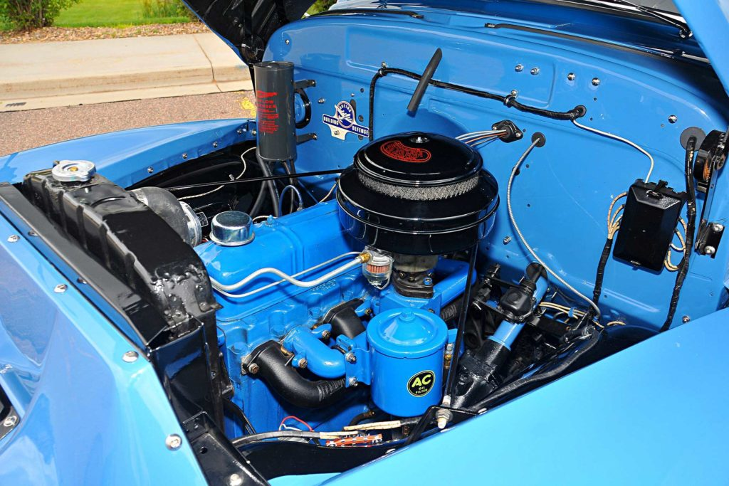 1948 chevrolet suburban 235 straight six engine