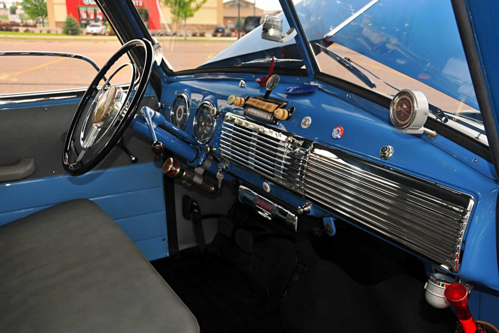 1948 chevrolet suburban dashboard