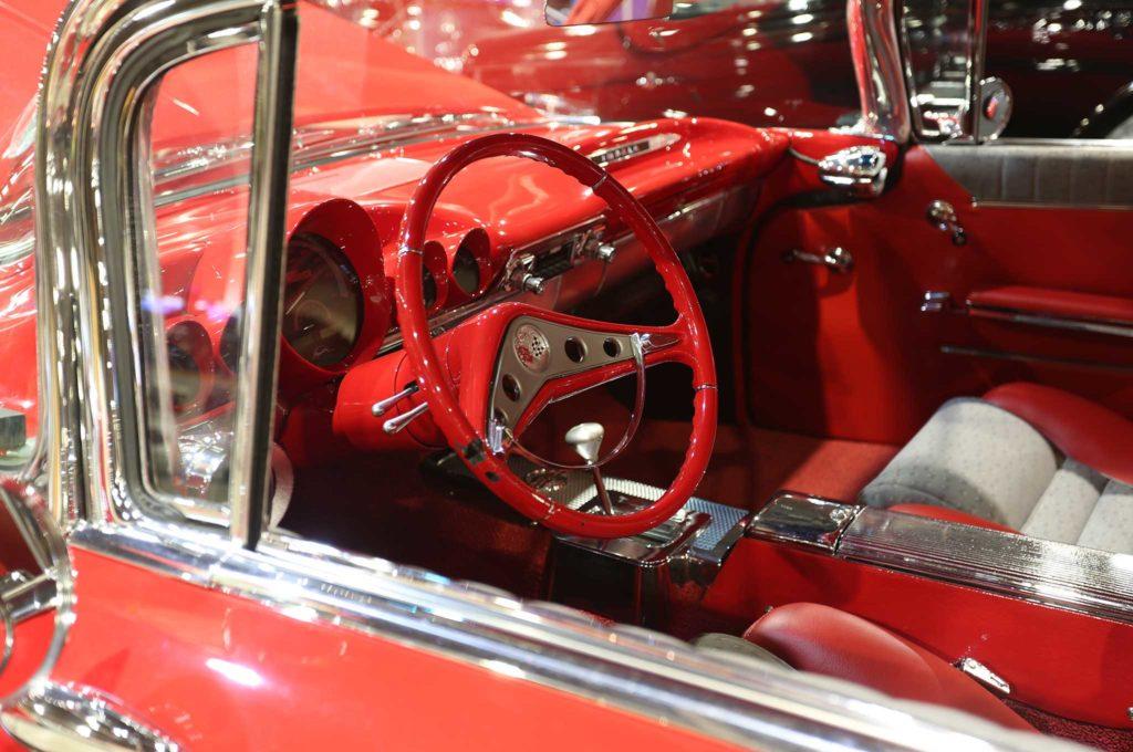 1959 chevrolet impala steering wheel