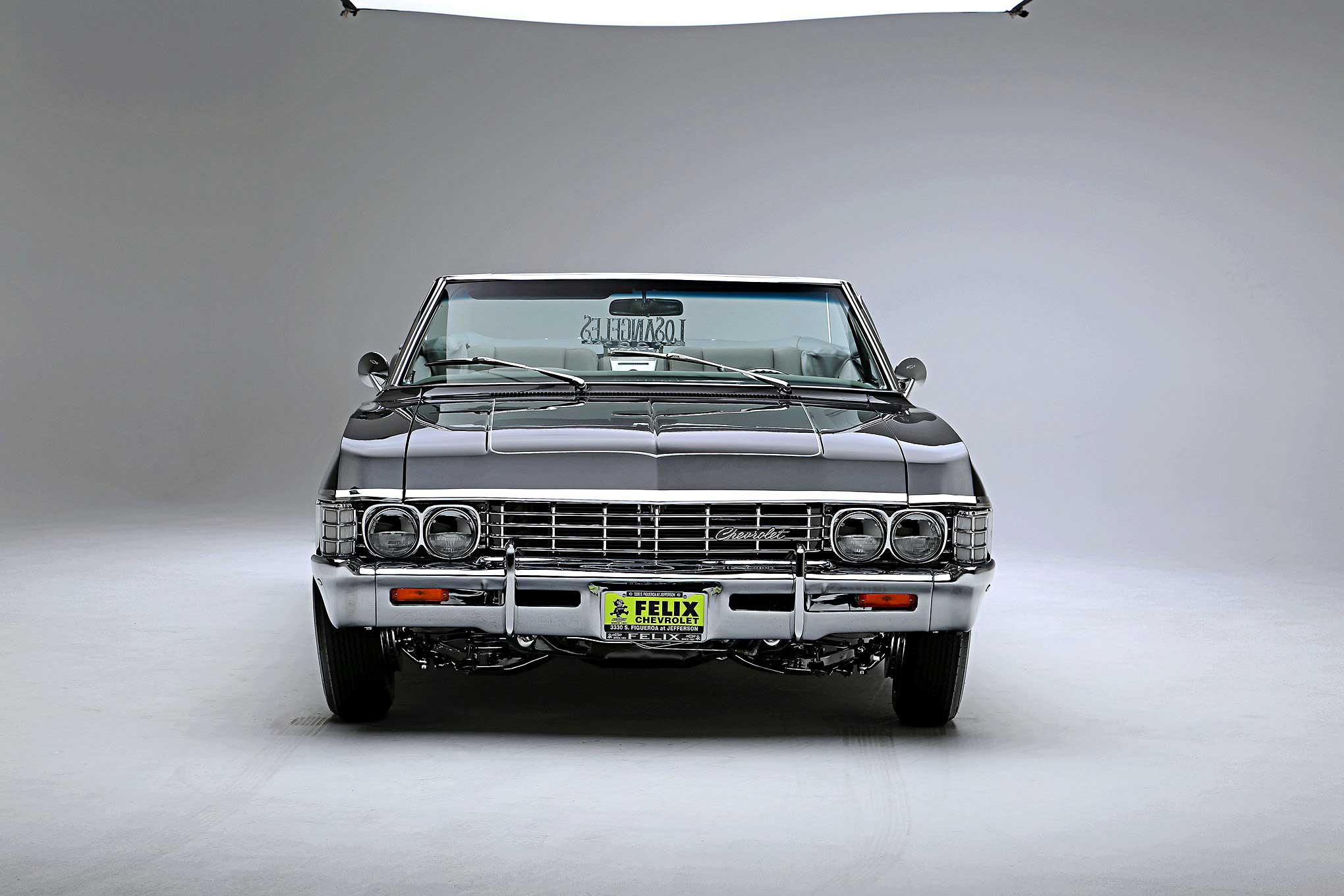 Kelebihan Kekurangan Chevrolet Impala 1967 Spesifikasi