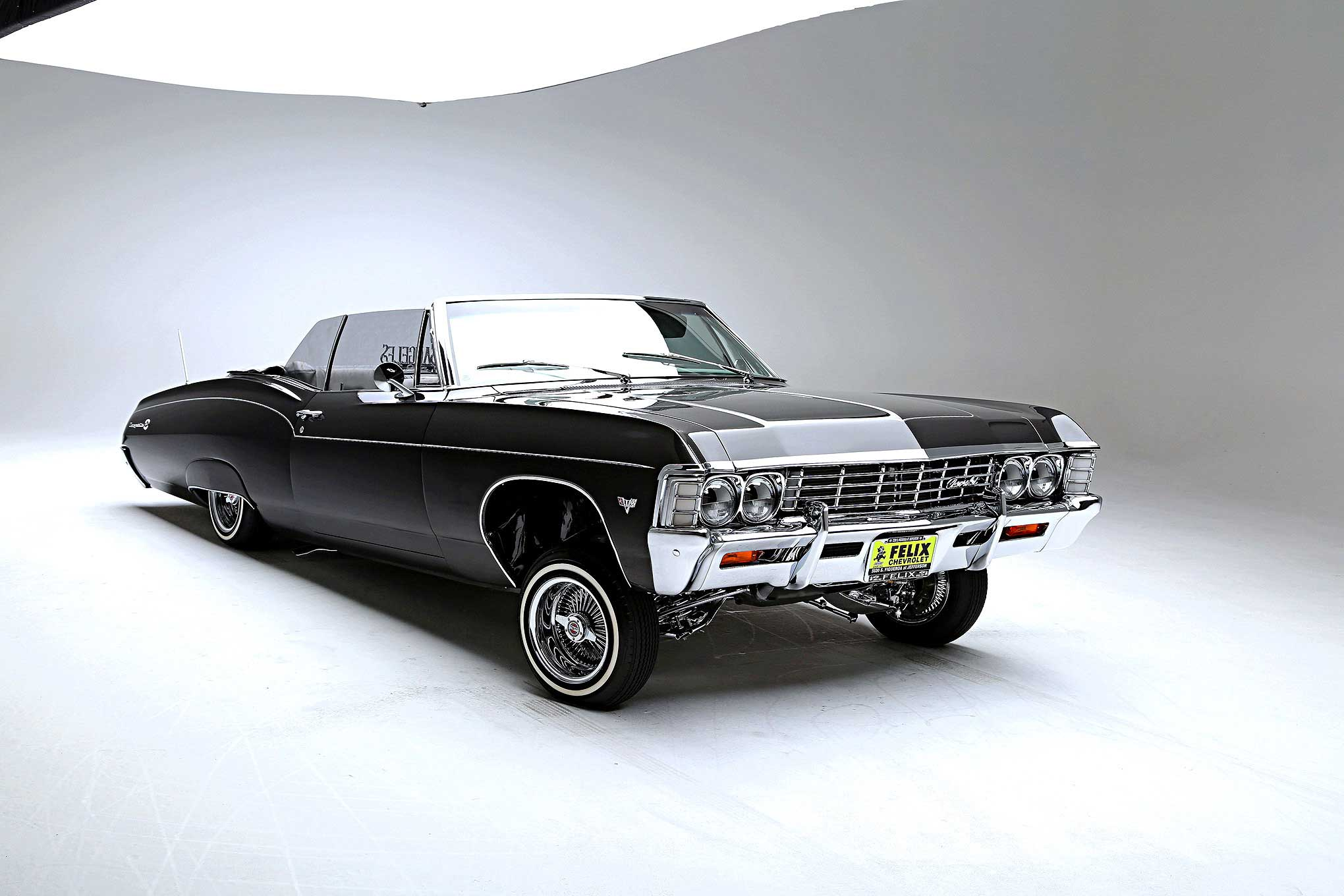 64 Impala Convertible >> 1967 Chevrolet Impala Convertible - A Poor Man's Dream