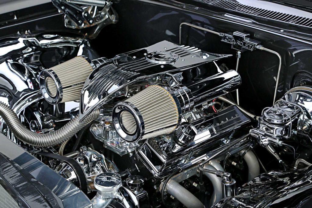1967 chevrolet impala convertible walter prosper air intake