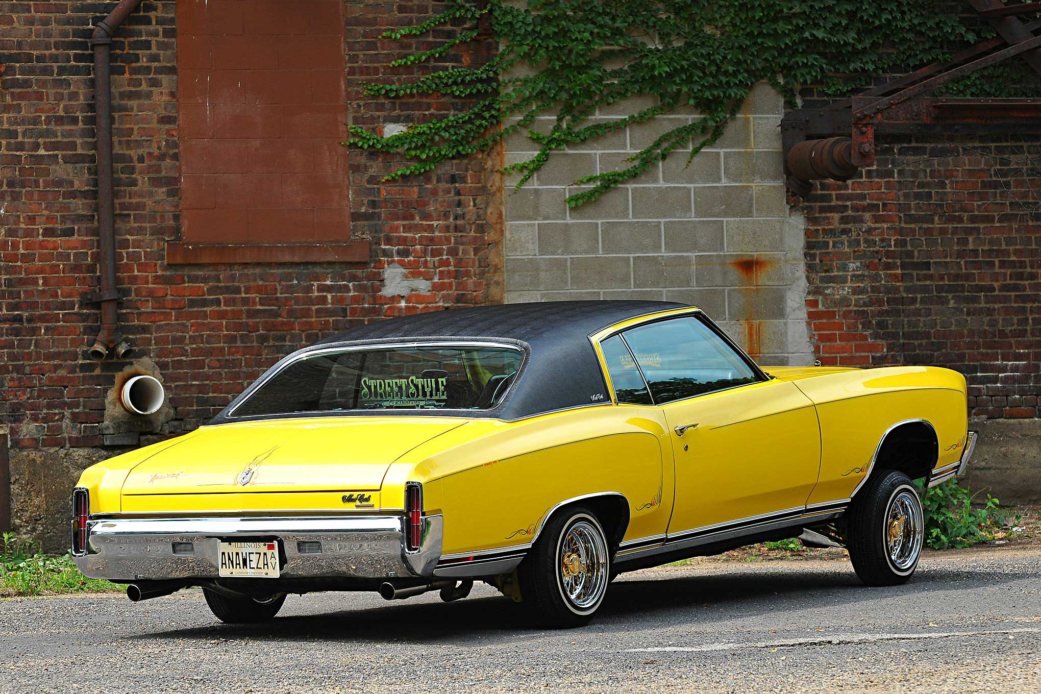 1971 Chevrolet Monte Carlo - A Blessing in Disguise