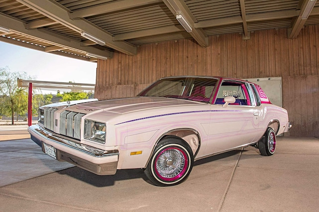 1978 Oldsmobile Cutlass Supreme - Daddy's Girl