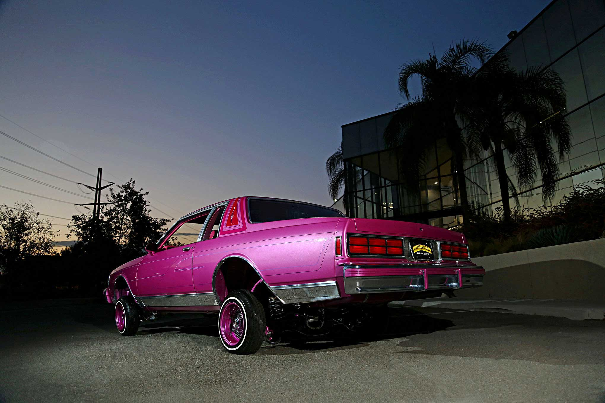 1986 Chevrolet Caprice - Backing it Up